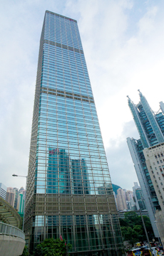 Compass Offices - Hong Kong, Cheung Kong Center, Hong Kong