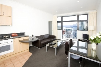 We offer a complete range of apartment types including studio, one and two bedroom apartments along with two and three bedroom luxurious penthouses, complete with views over the city and spa baths. Th